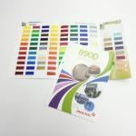Farbkarte MACal 8900 Pro