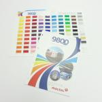 Farbkarte MACal 9800 Pro