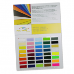 Farbkarte Poli-Flex Premium/Blockout/Stretch