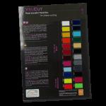Farbkarte SEF-Velcut Flock