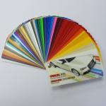 Farbfächer Oracal 970