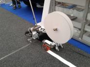 EASYPLAN II Heißluftschweißautomat - Zubehör-Set zum 50mm Gurtbandschweißen