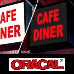 Oracal 8870 Blockout 126cm