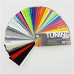 Farbfächer MACtac TuningFilm 700 BF Sublime + TuningFilm Specialities