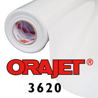 WTS AKTION ORAJET 3620M - Weiß Matt - 137cm x 50m