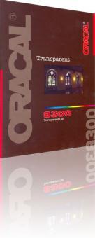 ORACAL 8300 Transparent 126cm 020 goldgelb