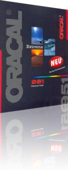 ORACAL 951 Premium Cast 126cm 070 schwarz
