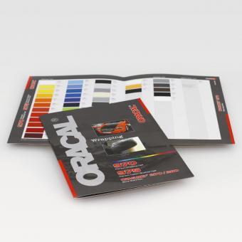 Farbkartenset ORACAL 970/975