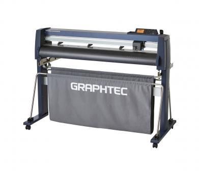 Schneideplotter GRAPHTEC FC9000-100 inkl. Stand & Auffangkorb