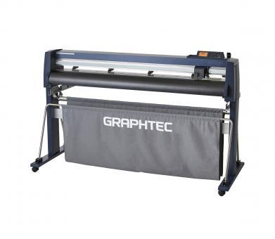 Schneideplotter GRAPHTEC FC9000-140 inkl. Stand & Auffangkorb