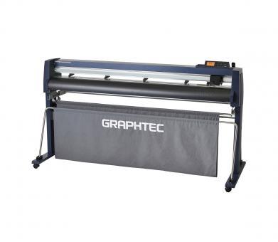 Schneideplotter GRAPHTEC FC9000-160 inkl. Stand & Auffangkorb