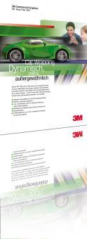 3M Scotchprint Wrap Folie 1080 - 152 cm