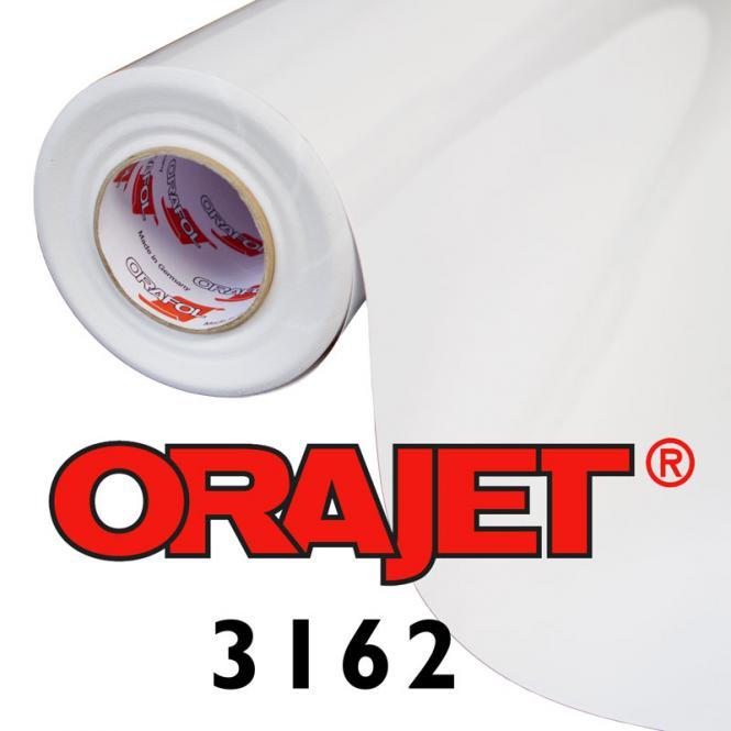 WTS AKTION Orajet 3162-10M - weiß matt 61cm x 50m