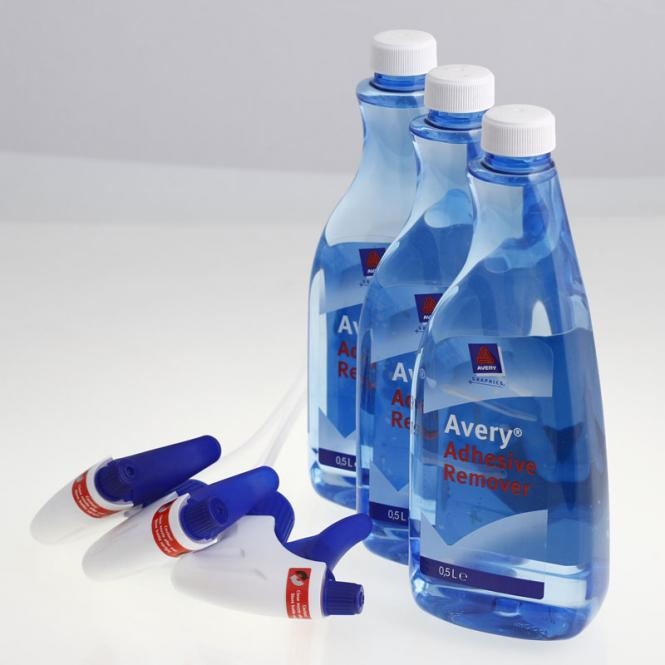 Avery Dennison Adhesiv Remover