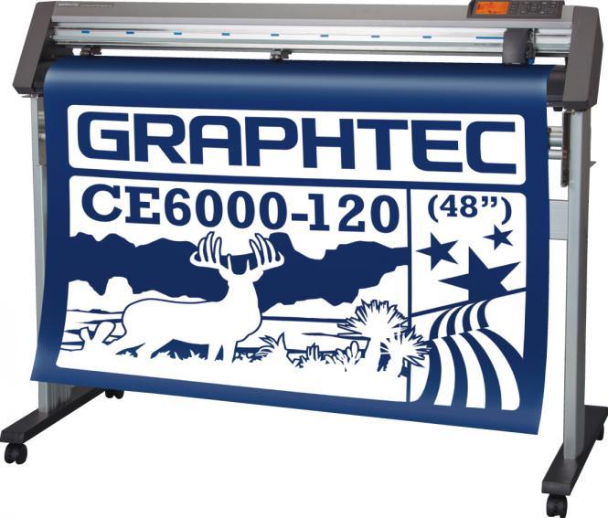 Schneideplotter GRAPHTEC CE6000-120 Plus