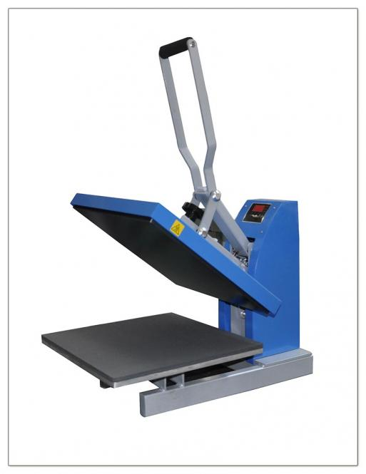 STAHLS Textilpresse CLAM BASIC - 38 x 38cm