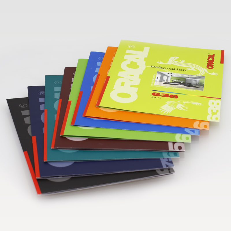Werbetechniker shop farbkartenset oracal plotterfolien for Farbkarten kostenlos